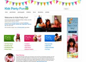 kidspartyfun.com