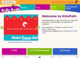 kidspath.lapl.org