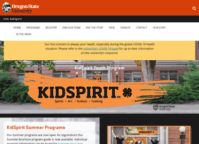 kidspirit.oregonstate.edu