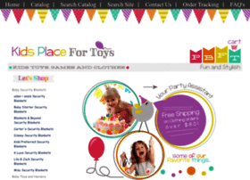 kidsplacefortoys.com