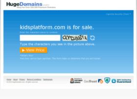 kidsplatform.com