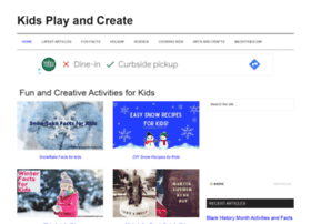 kidsplayandcreate.com