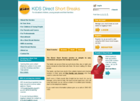 kidsshortbreaks.org.uk