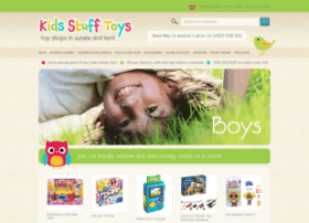 kidsstufftoys.co.uk