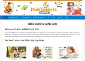 kidstabletswithwifi.com