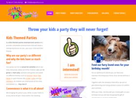 Kidsthemedparties.co.za