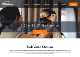 kidsvoice.org