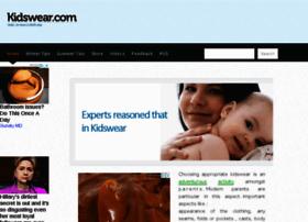 kidswear.com