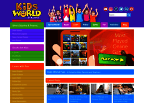 kidsworldfun.com