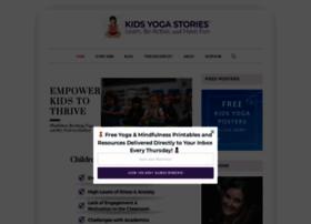 Kidsyogastories.com