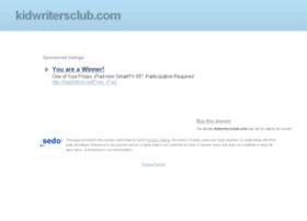 kidwritersclub.com