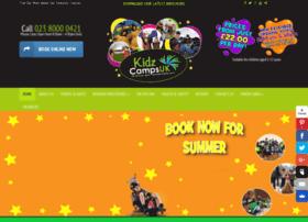 kidzcamps-uk.com