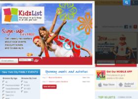 kidzlist.com