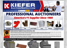 kieferauctionsupply.com