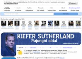 kiefersutherland.fan-site.hu