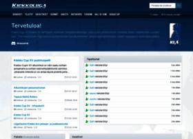 kiekkoliiga.net