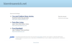 kiemtraannick.net