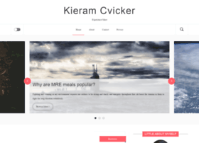 kieramcvicker.co.uk