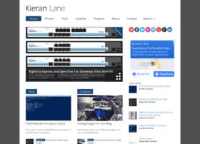 kieranlane.com