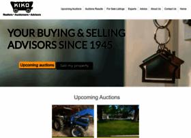 kikoauctions.com