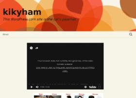 kikyham.wordpress.com