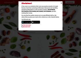 kilimanjaro-restaurants.com