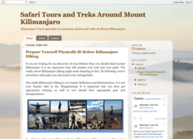 kilimanjarotour.blogspot.in