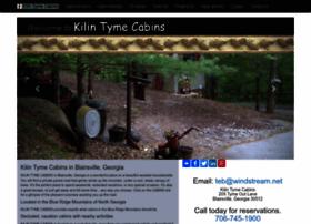 kilin-tyme-cabins.com