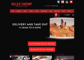 killershrimp.com