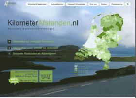kilometerafstanden.nl