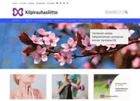 kilpirauhasliitto.fi