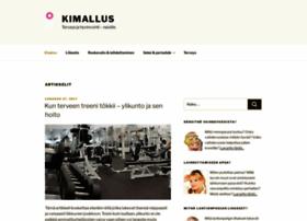 kimallus.fi