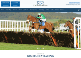 kimbaileyracing.com