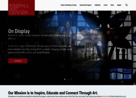 kimballartcenter.org