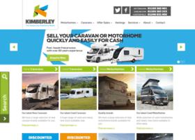 kimberleycaravans.co.uk