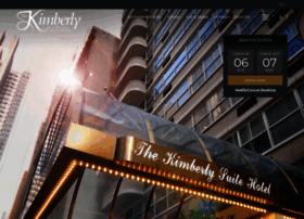 kimberlyhotel.com