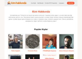 kimhakkinda.com