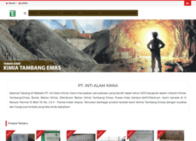 kimiatambangemas.com