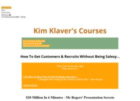 kimklaveracademy.com