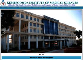 kimsbangalore.edu.in
