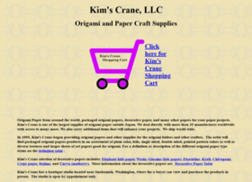 kimscrane.com