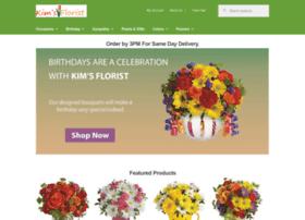 kimsflorist.com