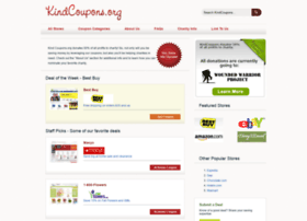 kindcoupons.org