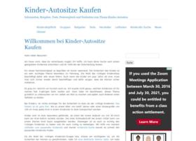 kinderautositz-kaufen.de