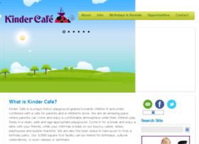 kindercafe.ca