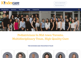 kindercarepediatrics.ca