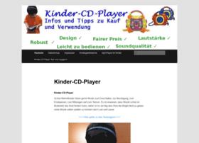 kindercdplayer.org
