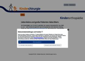 kinderchirurgie-in-der-au.de