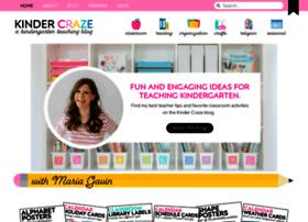 kindercraze.blogspot.com