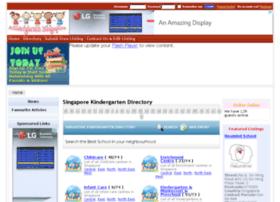 kindergartensingapore.com